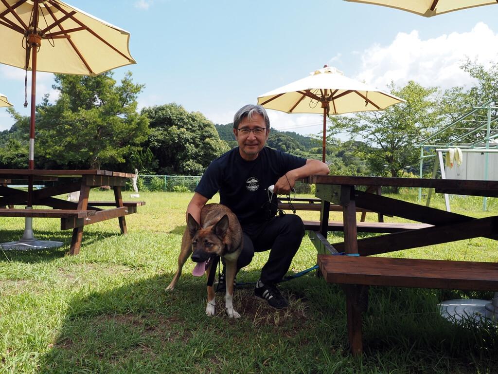 ヘグリハブ デリ&カフェオーナーの瀬戸川さん